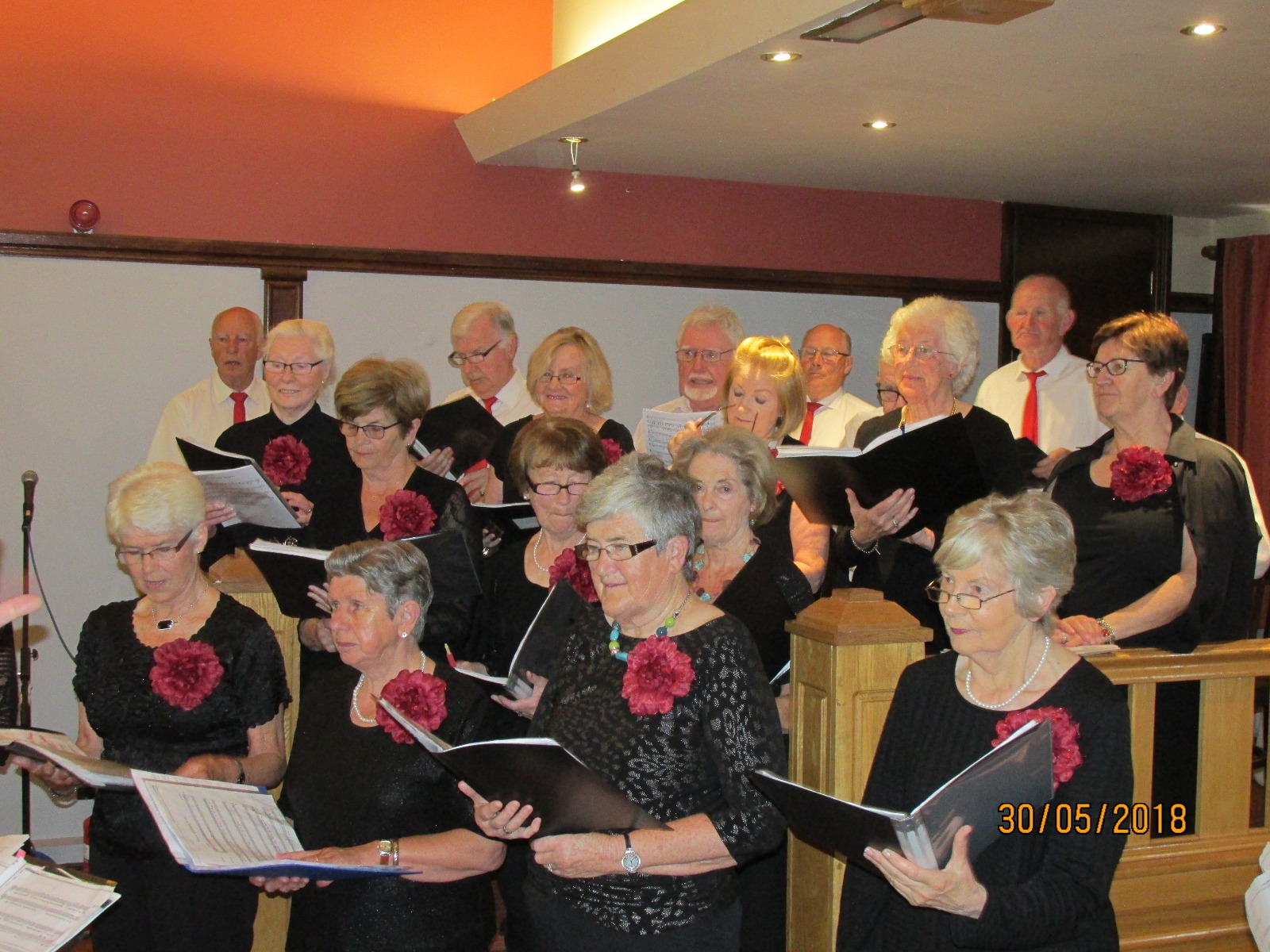 BARA Community Choir - 30 May 2018