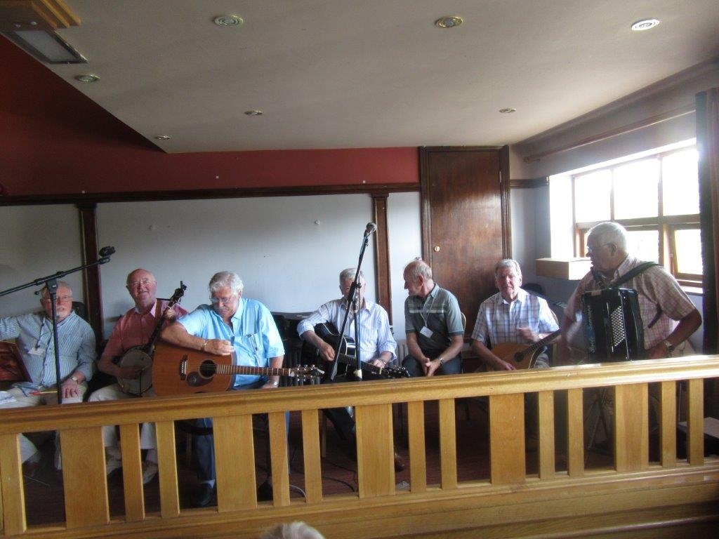 BARA Folk & Trad Group 1