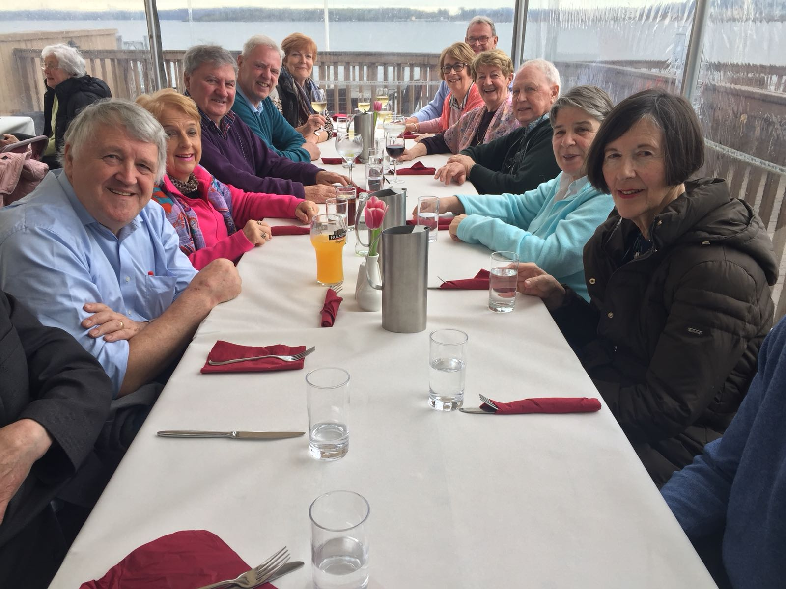 BARA - Mealtime in Cobh 2018