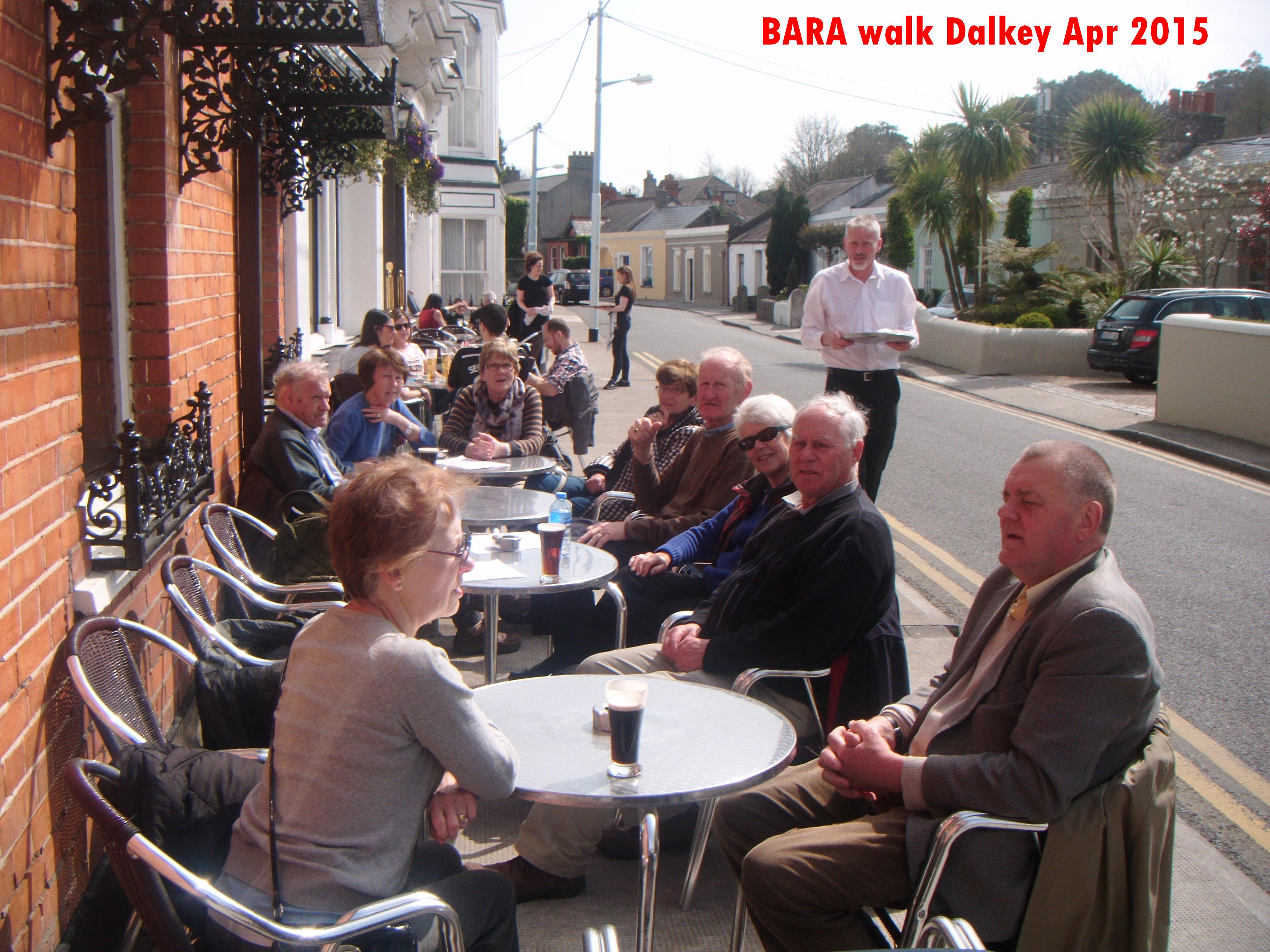 Dalkey Walk 2015