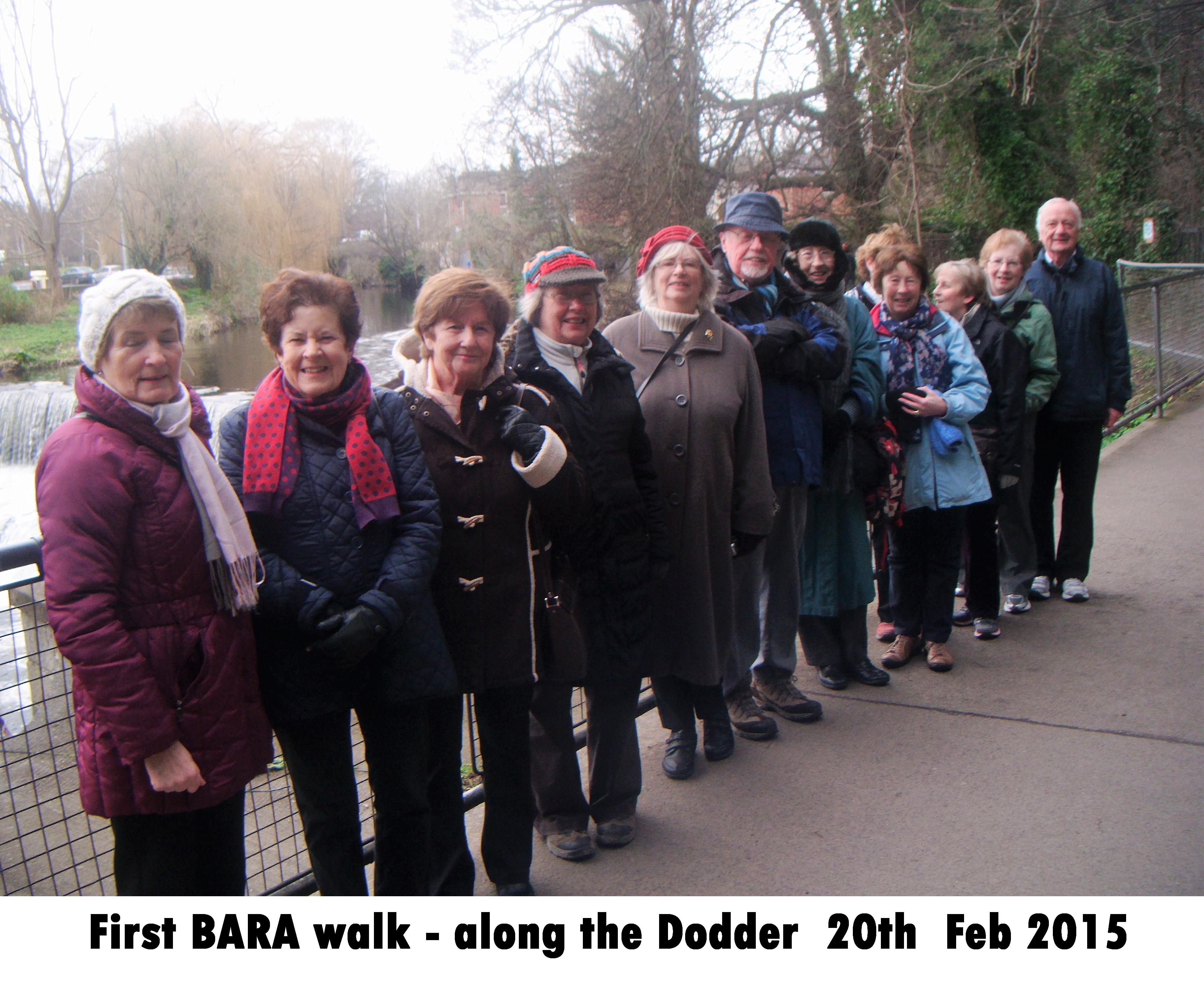 Dodder Walk 2015