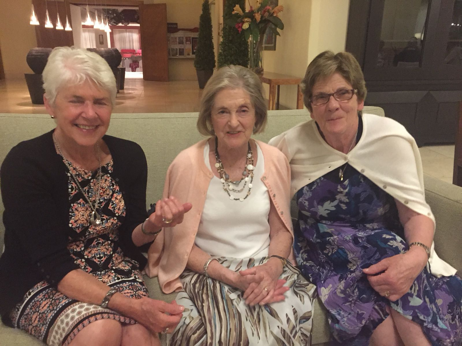Three lovely lassies in Andalusia - May 2018