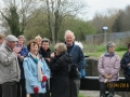 BARA Ramblers on the banks of the Royal Canal