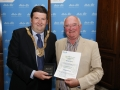 25th May 2016 - Dn Laoghaire, County Dublin - Pictured at County Hall, Dún Laoghaire where the Volunteer Awards were presented, were, left to right,Photo by Peter Cavanagh [Must Credit]No Reproduction Fee